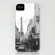 Rue St Dominique iPhone (4, 4s) Slim Case