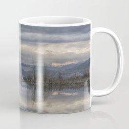 FLIGHT ON THE LAKE Coffee Mug
