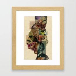Aleedal Framed Art Print