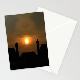 Bursting Stationery Cards