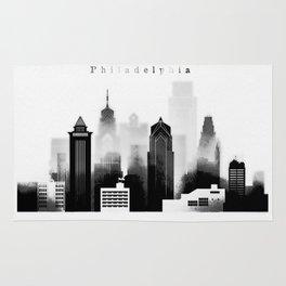 Philadelphia graphic work Rug
