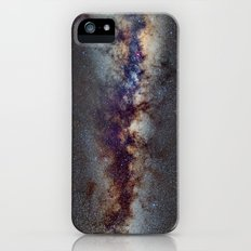 The Milky Way: from Scorpio, Antares and Sagitarius to Scutum and Cygnus Slim Case iPhone (5, 5s)