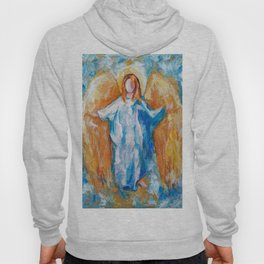Angel Of Harmony 18x24 Hoody