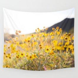 Arizona Wildflowers Wall Tapestry