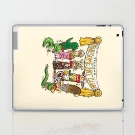 Awesome Hat Club Laptop & iPad Skin
