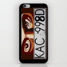 Van Damn Van iPhone & iPod Skin