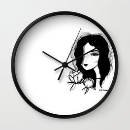 Darkness Falls Wall Clock