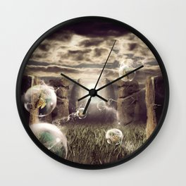 Equinox Wall Clock