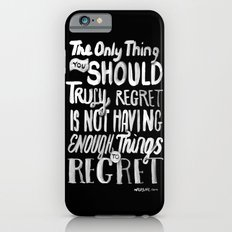 TRULY REGRET iPhone 6s Slim Case