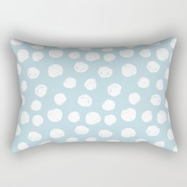 circles (23) Rectangular Pillow