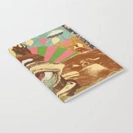 AFTERNOON PSYCHEDELIA Notebook