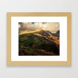 Postcards from Scotland Framed Art Print