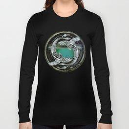 """""""Astrological Mechanism - Pisces"""" Long Sleeve T-shirt"""