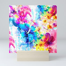 Under Your Spell Remix Mini Art Print