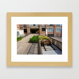 Ponce City Market Framed Art Print