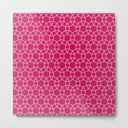 Pink Eye Metal Print