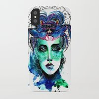 cancer iPhone & iPod Cases featuring Cancer by Gabi Xavier