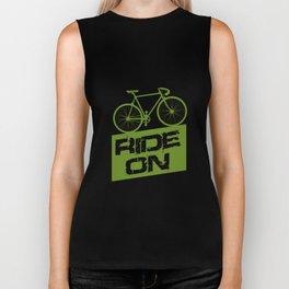Ride On Biker Tank