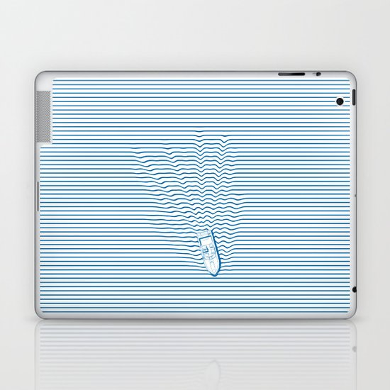 WAKE Laptop & iPad Skin