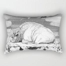 Young Treasure Rectangular Pillow