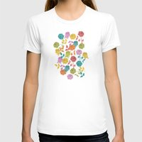 roses T-shirts featuring ROSES by Bianca Green