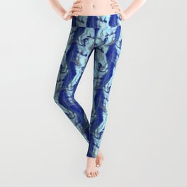 Venus de Milo sculpture Leggings