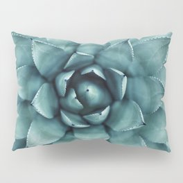 Aloe Green Agave Pillow Sham