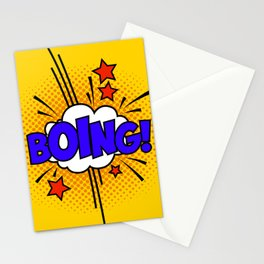 Boing ! Stationery Cards