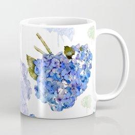 Cape Cod Hydrangea Nosegays Coffee Mug