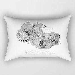 Our God Rectangular Pillow
