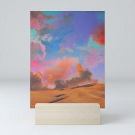 Sable Mini Art Print