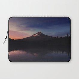 Mount Hood over Trillium Lake Laptop Sleeve