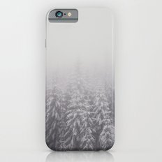 Snowy Forest iPhone 6s Slim Case
