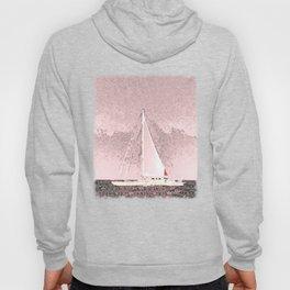 """""""Sailboat #8"""" Art of the Sea by Murray Bolesta Hoody"""