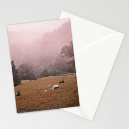 Through the Fog Stationery Cards
