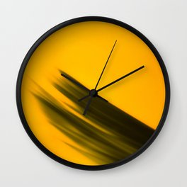 Iridescent XII Wall Clock
