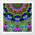 Abstract Decorative Pattern by perkinsdesigns