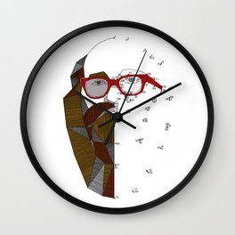 barbudo Wall Clock