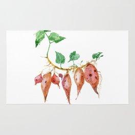 Sweet potato Rug