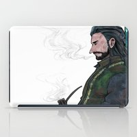 thorin iPad Cases featuring Thorin by NON6