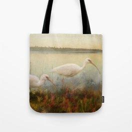 North Carolina Ibis Tote Bag
