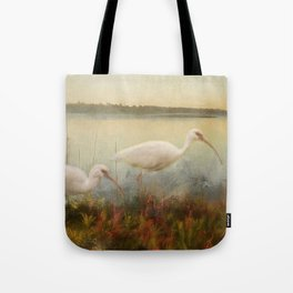 North Carolina Ibis Tote Bag