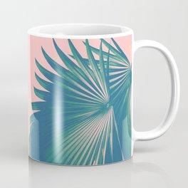 Fan Palm Leaves Paradise #10 #tropical #decor #art #society6 Coffee Mug