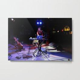 Kawehi in concert Metal Print