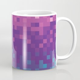 Pixel color Coffee Mug