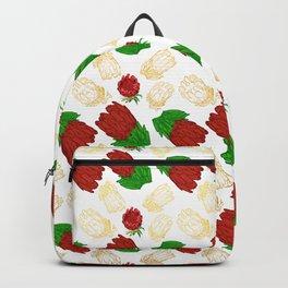 Beautiful Protea Pattern - Australian Native Florals Backpack