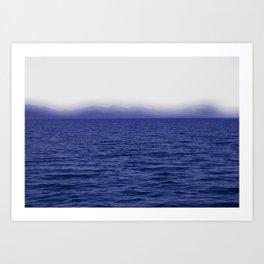Thalassophile Art Print