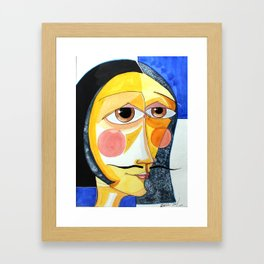 Salvador Framed Art Print