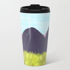 Spring Landscape Metal Travel Mug
