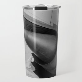 Serrated Nacelle Travel Mug